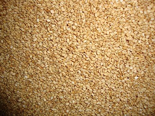 Semillas de Sésamo Tostadas 2kg | Ajonjolí Tostado | 100%