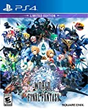 World of Final Fantasy Limited Edition - PlayStation 4 (Video Game)