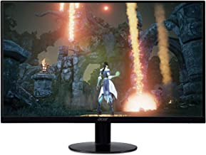 "Acer SB270 Bbix 27"" Full HD (1920 x 1080) IPS Ultra-Thin Zero Frame Monitor with AMD.."