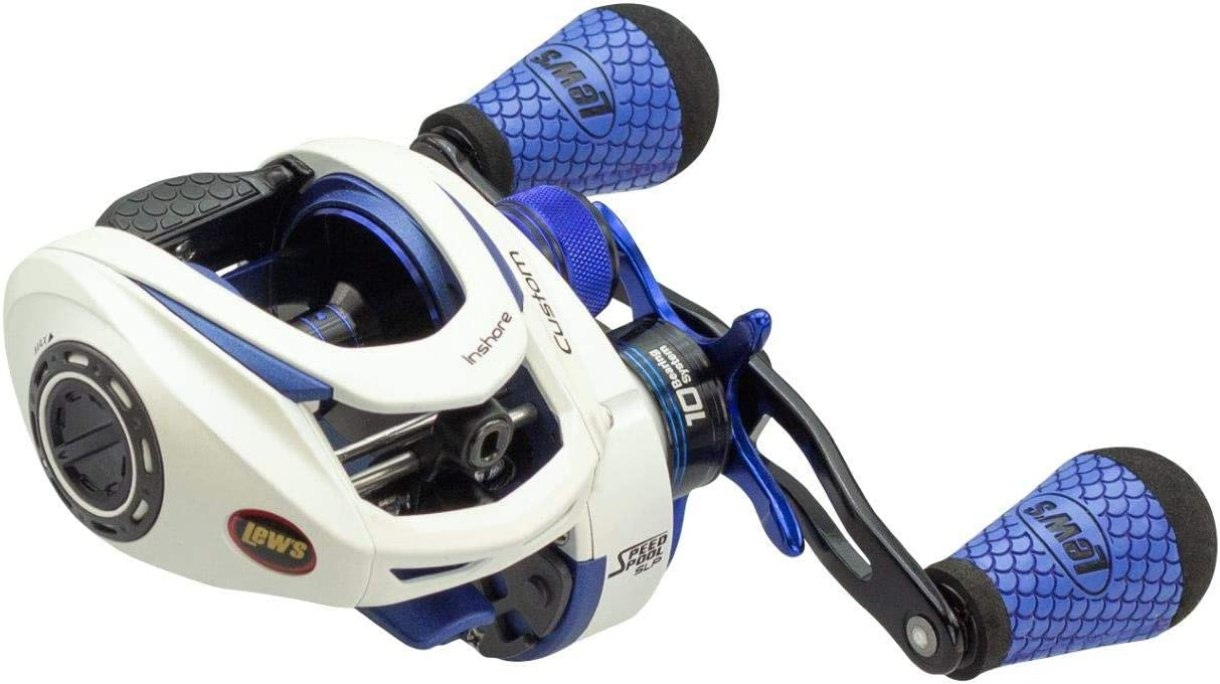 Lew's Custom Inshore Speed Spool Baitcast Reel review