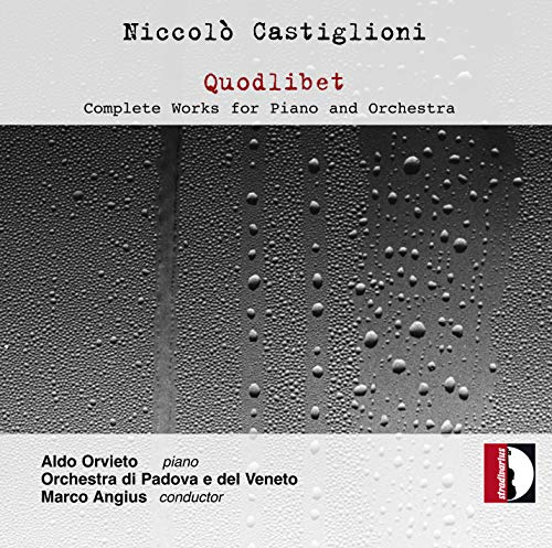 Quodlibet - Complete Works For Piano & O