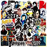 ZZHH American TV Series Stickers Toy Travel Sticker For Luggage Skateboard Laptop Stationery Fridge Decal 50Pcs