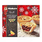 This luxurious spiced orange and cranberry mince pie contains perfectly baked crumbly, buttery pastry and is packed with plump fruits, tangy orange peel and spices It is the perfect treat to serve for the holidays Great for Grocery & Gourmet Food, Fo...