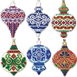 Mill Hill Jeweled Christmas Ornaments Collection Counted Cross-Stitch Kit