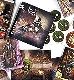 Asmodee - MJA04 - Jeu de stratégie - Mr Jack Pocket