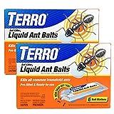 TERRO T300B Liquid Ant Bait Ant Killer, 12 count