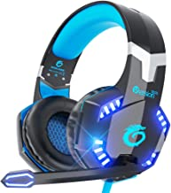 VersionTECH. G2000 Stereo Gaming Headset for PC, Xbox One, PS4, Nintendo Switch, Wired..