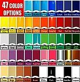 Vinyl Rolls (Oracal 651) Choose your colors 47 options (Cricut,...