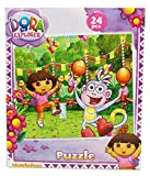 Dora the Explorer Dora and Boots Fiesta Kids Jigsaw Puzzle (24pc)