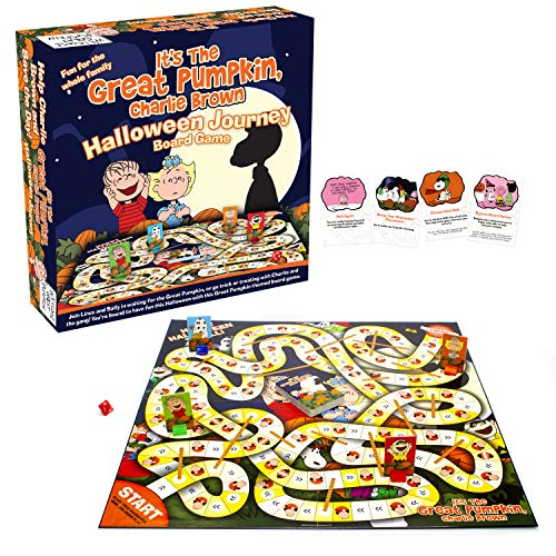 Peanuts Great Pumpkin Board Game