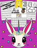 Apprenons à tracer: lettres, chiffres, formes: Cahier d'activités pour...