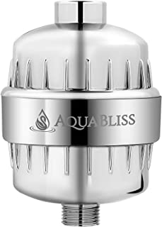AquaBliss High Output Revitalizing Shower Filter – Reduces Dry Itchy Skin,..