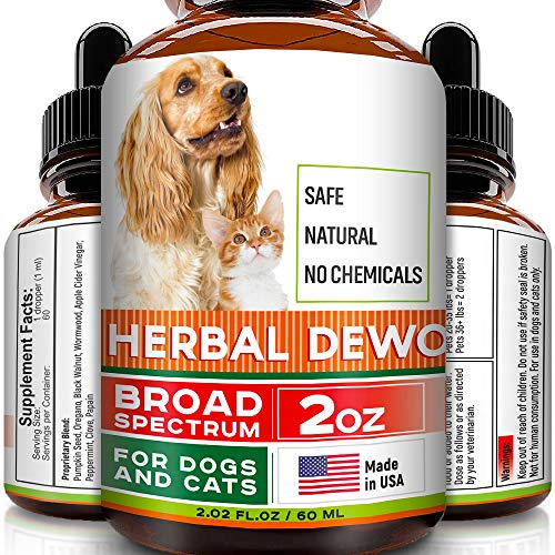 FurFinds Herbal Cleanse fot Cats and Dogs -...