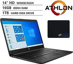 "HP 14"" HD SVA Anti-Glare Micro-Edge Screen Laptop, AMD Athlon Silver 3050U Processor.."