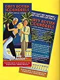 John Lithgow 'DIRTY ROTTEN SCOUNDRELS' Nobert Leo Butz 2005 Broadway Flyer