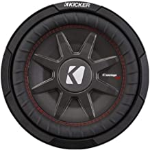 "Kicker 43CWRT102 CompRT 10"" 2-Ohm Subwoofer"