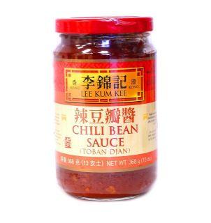 Amazon.com : Lee Kum Kee LKK Chili Bean Sauce (Toban Djan) 13 Oz, 1 Pack : Grocery & Gourmet Food
