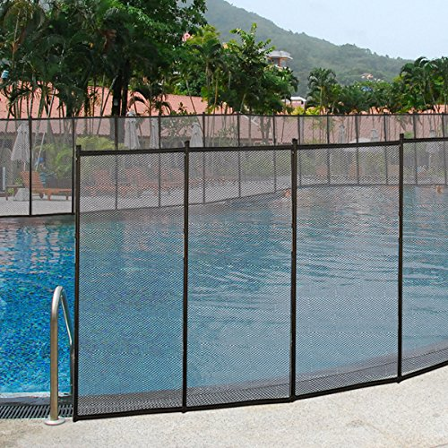 614S vn+DBL - 7 Best Pool Fences to Keep Your Swimming Areas Safe
