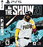 PlayStation MLB The Show 21 for PlayStation 5 (Video Game)