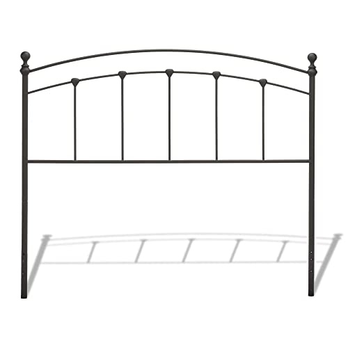 Fashion Bed Group B42445 Sanford Headboard Queen Matte Black