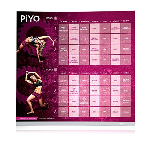 Chalene Johnson's PiYo Base Kit - DVD Workout with Exercise Videos + Fitness Tools and Nutrition Guide 6