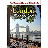 London Walking Tour - Treadmill Scenery DVD