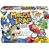 Hasbro Gaming Mouse Trap Board Game For Kids Ages 6 and Up (Amazon Exclusive) (Toy)