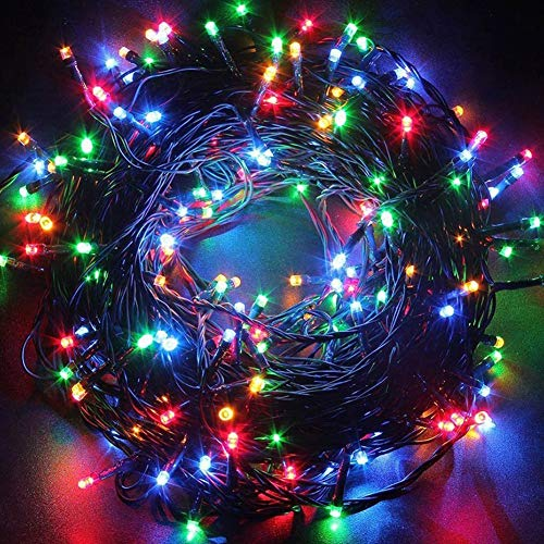 Twinkle Star 200 LED 66FT Fairy String Lights,Christmas Lights with 8...