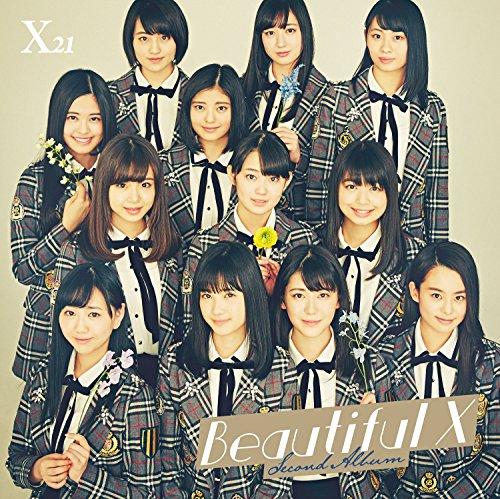 Beautiful X(Blu-ray Disc付)(スマプラ対応)(Blu-ray Disc盤)