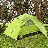 Bessport Tente Camping 1 Personne, Ultra Légère Tente...