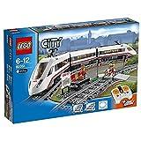 LEGO City - Le train de passagers à grande vitesse - 60051 - Jeu de Consruction
