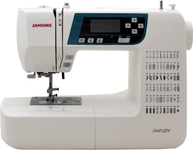 Janome 3160qdc review & Buying Guide