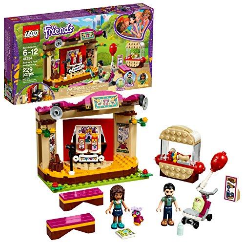 LEGO Friends Andrea's Park Performance 41334 Building Set (229 Piece)