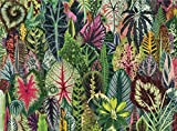 LUCOG Plantes forestières domestiques 1000 pièces Enfants Adultes Puzzle Cadeau de Vacances modèle Jouets et Loisirs