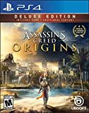 Assassin's Creed Origins Deluxe Edition - PlayStation 4 (Video Game)