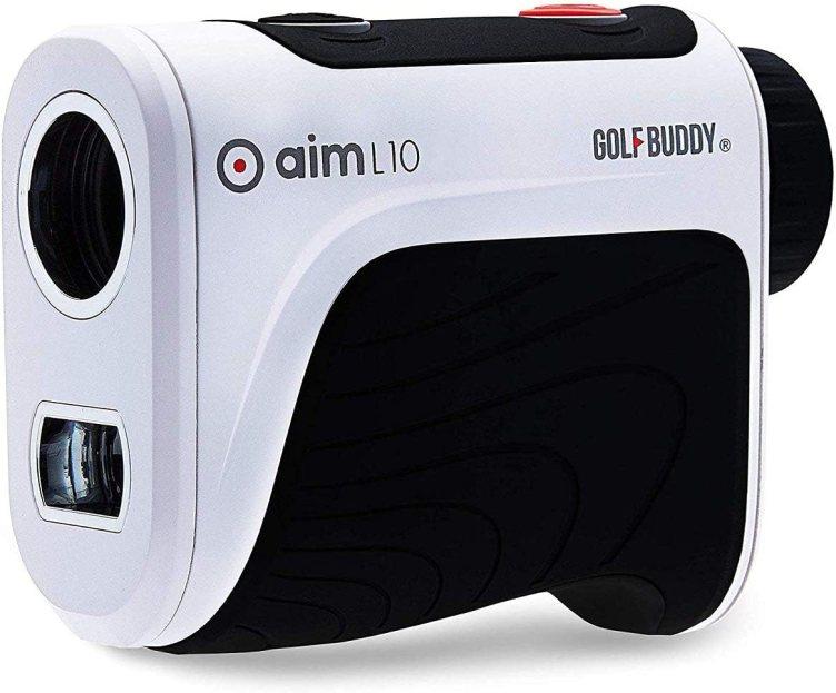 Golf Buddy AIM L10 Golf Rangefinder with Slope