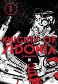 Hiệp sĩ của Sidonia - Tập 1