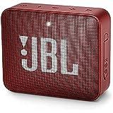 JBL GO 2 – Altavoz inalámbrico portátil con Bluetooth – Parlante resistente al agua (IPX7) –...