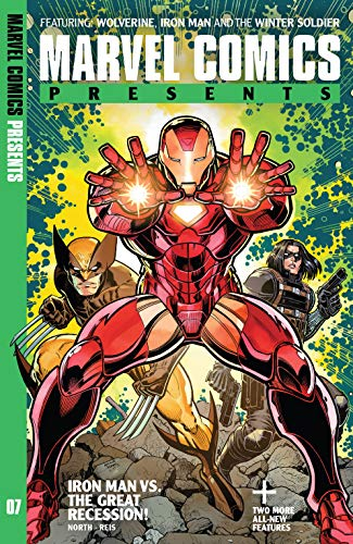 Marvel Comics Presents (2019) #7 (English Edition) - eBooks em ...