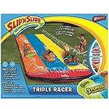 Slip N' Slide Triple Racer with Slide Boogie Board