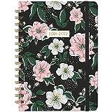 Tagebuch 2021-2022-A5 Wochenplaner von Juli 2021 bis Juni 2022 mit Hardcover, Stiftschlaufe, Rückentasche, 21,5 x 15,5 x 1,5 cm