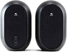 JBL Professional 1 Series, 104 Compact Powered Desktop Reference Monitors (sold as pair),..