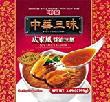Myojo Chukazanmai Instant Ramen Soy Sauce Flavor, 3.74 Ounce (Pack of 24)