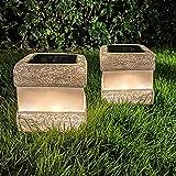2 Pack Solar...image