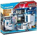 PLAYMOBIL City Action Comisaría de Policía con Prisión, A partir de 4 años...