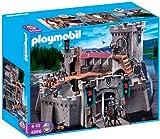 Playmobil - 4866 - Jeu de construction - Forteresse des chevaliers du Faucon
