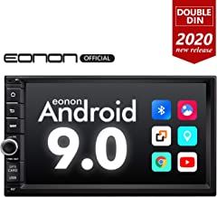 2020 Double Din Car Stereo,Android Radio with Bluetooth 5.0, Eonon 7 Inch Android 9.0 Car..