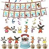 Topper per Torta di Compleanno di Bing