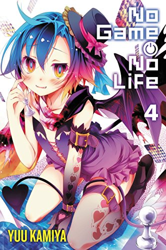 No Game No Life, Vol. 4 (light novel) (English Edition)