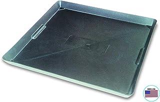 WirthCo 40092 Funnel King Drip Tray – Black Plastic 22 x 22 x 1.5 Inches –..